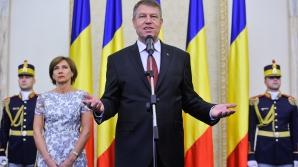 DISCURSUL SECRET al preşedintelui Klaus Iohannis