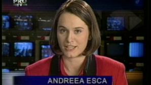 Andreea Esca in 1995