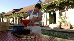 """""""Daily Mail"""" o acuză pe o româncă din Viscri că se îmbogăţeşte din dulceaţa de 365 de euro borcanul"""