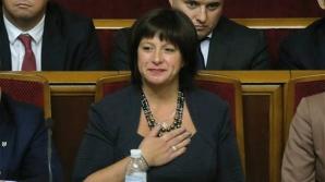 Natalie Jaresko, cetăţean american cu experienţă la Departamentul de Stat, a fost numită în funcţia de ministru ucrainean de Finanţe