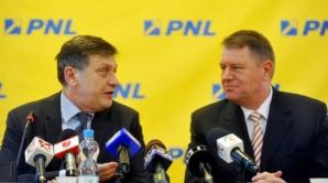 Antonescu: Am spus că Iohannis vorbeşte puţin, dar gândeşte cât vorbeşte. Cu 'dar', nu cu 'şi'