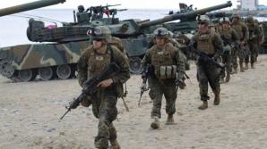 SUA și Irakul antrenează combatanți sunniți împotriva Statului Islamic