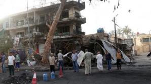 Cel puţin şapte morţi şi zeci de răniţi în două atentate comise la Bagdad