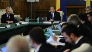 REMANIERE. 6 miniştri PĂRĂSESC Guvernul Ponta. Care va fi NOUA STRUCTURĂ a Executivului / Foto: gov.ro