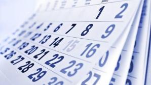Câte zile libere vom avea în 2015