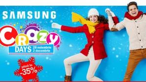 Produse Samsung la reducere, la eMAG