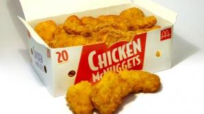 Ce conţin de fapt Chicken McNuggets, bucăţile de pui de la McDonald's