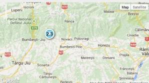 Cutremur în Gorj