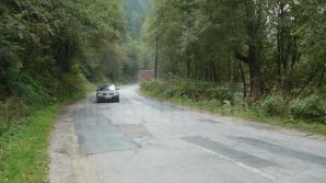 Drum impracticabil intră în reparații