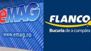 eMAG şi Flanco fac ultimele mari reduceri din 2014