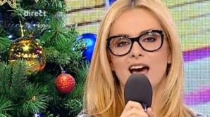 VIDEO FABULOS! Cum arăta SIMONA GHERGHE la PROBA pe care A DAT-O ca să INTRE la TV