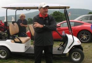 Investiţia în terenul de golf, preluată de un alt om de afaceri