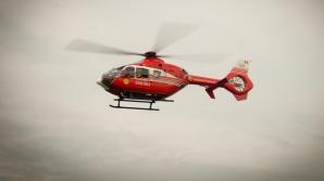 ELICOPTERELE SMURD zboară din nou, după 11 zile în care au fost ţinute la sol