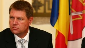 Klaus Iohannis s-a întâlnit cu vicepreședintele Comisiei Europene