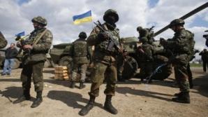 <p>Ucraina fierbe din nou! Zeci de oameni au fost ucişi în câteva ore</p>