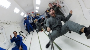 Fără gravitație pe Terra!