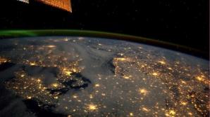 Imagini uluitoare ale Pământului, filmate din spațiu