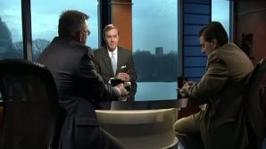Doi politicieni frați, certați de mama lor în direct la TV