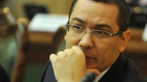 SURSE. Ponta, AVERTISMENT pentru parlamentari: Cine nu votează Guvernul va fi EXCLUS!