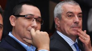 Ponta, întâlnire cu Tăriceanu. Premierul a evitat să spună când va semna protocolul de guvernare