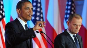 Barack Obama și Donald Tusk îi cer Rusiei să se retragă din estul Ucrainei