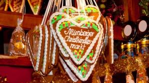 Sarmalele și tuica fiartă, vedetele la faimosul Târg de Crăciun de la Nurnberg