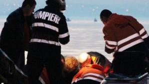 Martor al tragediei aviatice de la Siutghiol: Pilotul a țipat 20 de minute să îl salvăm