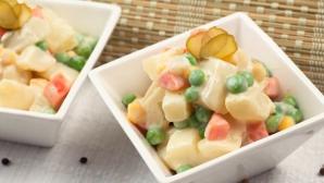 O reteta delicioasă pentru salata de Boeuf