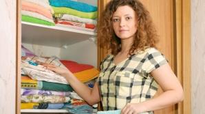 Cum să parfumezi dulapul cu haine