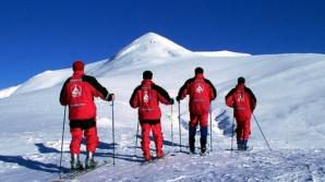 SALVARE SPECTACULOASĂ pe pârtia de schi