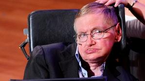 Avertismentul lui Stephen Hawking privind DISPARIŢIA SPECIEI UMANE