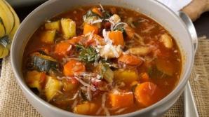 Supa-minune care te ajută să slăbești. Cum se prepară