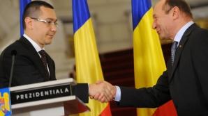 Ponta, despre Băsescu: Nu am avut niciodată un moment în care să ne simpatizăm