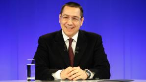 Universitatea Bucureşti cere Ministerului Educaţiei RETRAGEREA DOCTORATULUI LUI PONTA