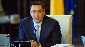 Ponta: Noua lege a redevențelor va intra în vigoare de la 1 ianuarie 2016