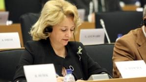 Viorica Dăncilă, reconfirmată lider al Grupului PSD în Parlamentul European