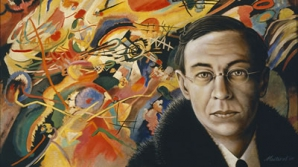 Wassily Kandinsky, omagiat de GOOGLE printr-un DOODLE la 70 de ani de la deces