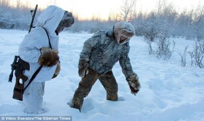 """""""Polul Frigului""""cu temperaturi de -71 grade Celsius: Cum arată cel mai friguros loc de pe Pământ"""