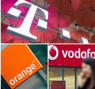 Veste-ŞOC despre facturile la Vodafone, Telekom și Orange: se IEFTINESC toate!