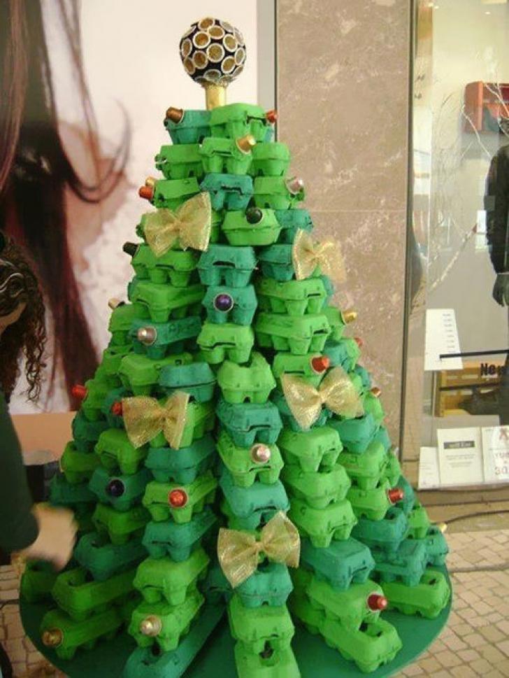 Idei trăsnite pentru bradul de Crăciun