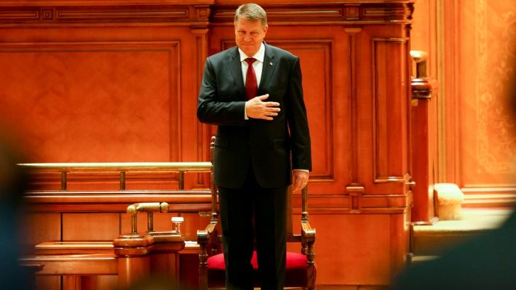 "KLAUS IOHANNIS, noul preşedinte al României: ""Voi fi PREŞEDINTELE TUTUROR ROMÂNILOR""- FOTO: inquamphotos.com"