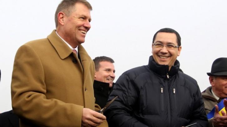 PONTA, CONVOCAT LA COTROCENI: Klaus Iohannis l-a invitat la discuţii pe premier