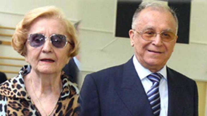 Fostul președinte al României, alături de soția sa