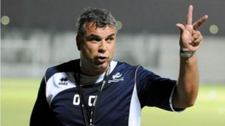 Cosmin Olăroiu, dezastru la debutul ca antrenor de echipă națională