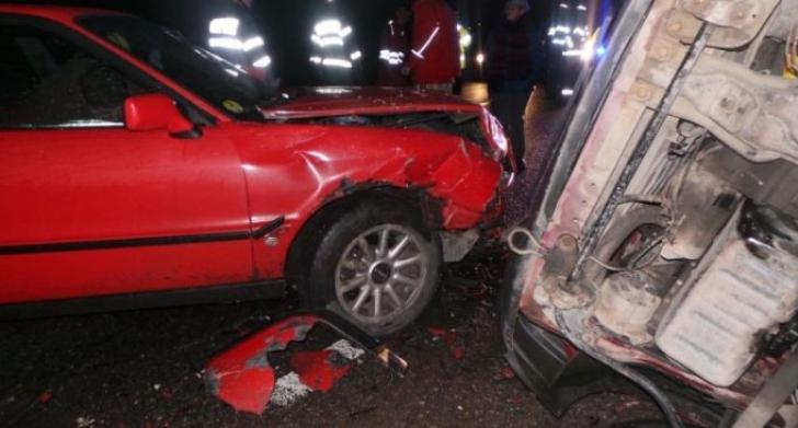 Accident mortal în Bistrița