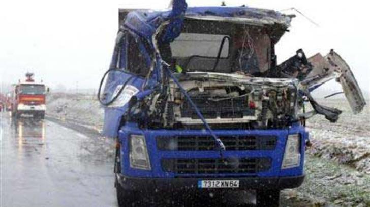 ACCIDENT GRAV. O camionetă a lovit un grup de pietoni, în Franţa