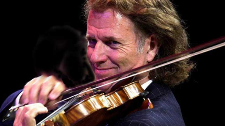 BILETELE la primul concert al lui ANDRE RIEU la Bucureşti, EPUIZATE în trei ore