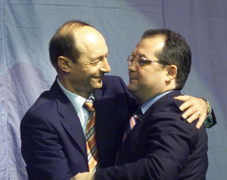 Fotografiile Mediafax cu președintele Traian Băsescu