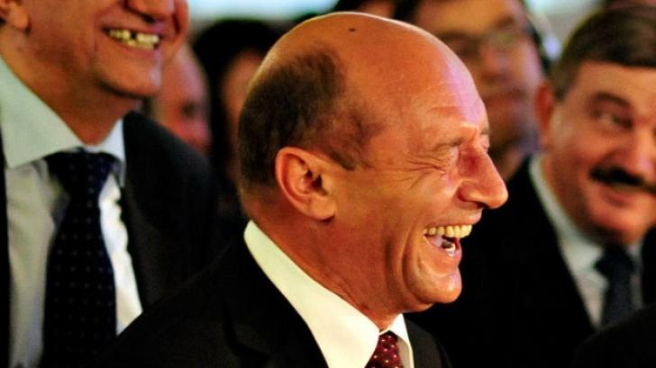 Vorbe de duh, PORECLE, înjurături, glume proaste. 10 ANI cu Traian Băsescu preşedinte