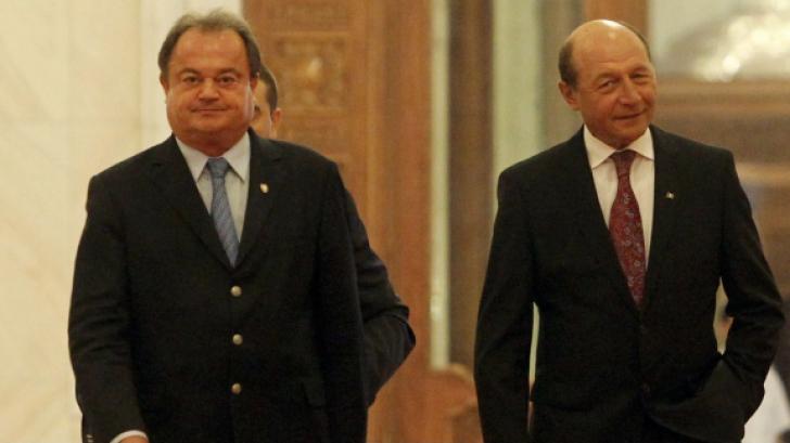 Blaga: Nu va fi cazul unei reveniri a lui Băsescu în partid; și-a exprimat clar opțiunea: ADIO PDL